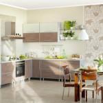 Кухня Альфа - цвет сахара - бергамот