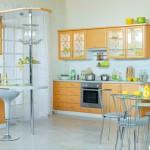 Кухня Фиеста - цвет золотой