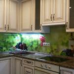 Проект Кухня Ивего патина скинали фото1 19.10.16