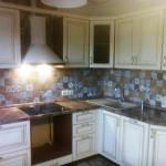 Проект Кухня Ивего патина фото2 19.10.16