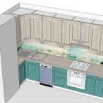 кухня Палома схема наши работы