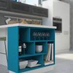 Кухня Тетрис 8