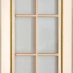 Этернити фасад под стекло и решетку